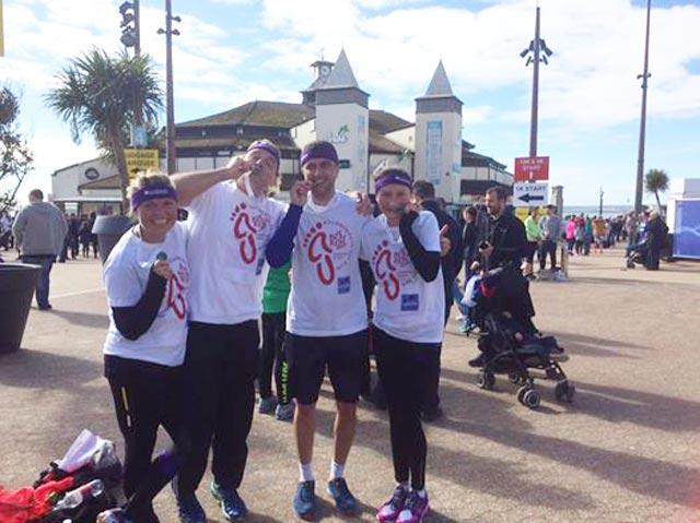 Fundraising – Bournemouth Half Marathon