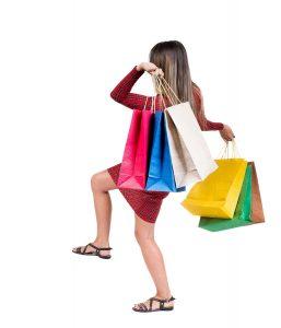 Shopping Back Pain